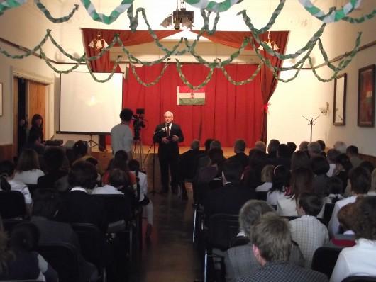 Harrach Péter Október 23-i ünnepi beszéde