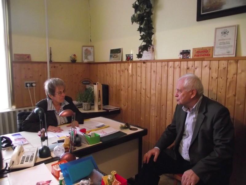 Egyeztetés a körzeti polgármesterekkel