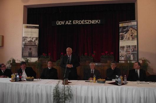Erdészeti fórumot tartottak Csákváron