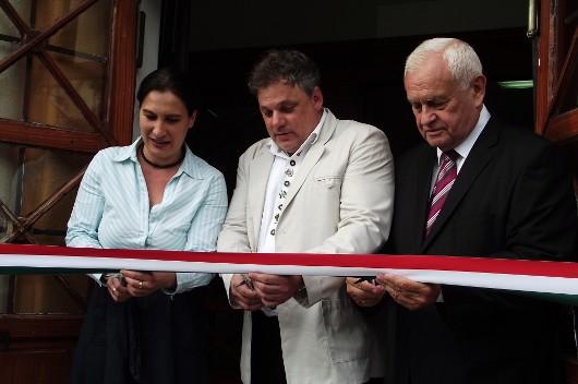 Visegrádi Négyek Fesztivál és Színházi találkozó megnyitó