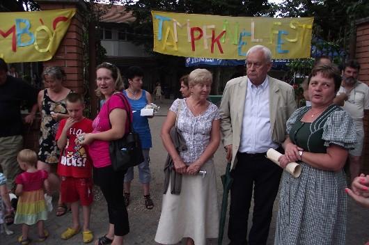 Gõzgombóc fesztivál Zebegényben