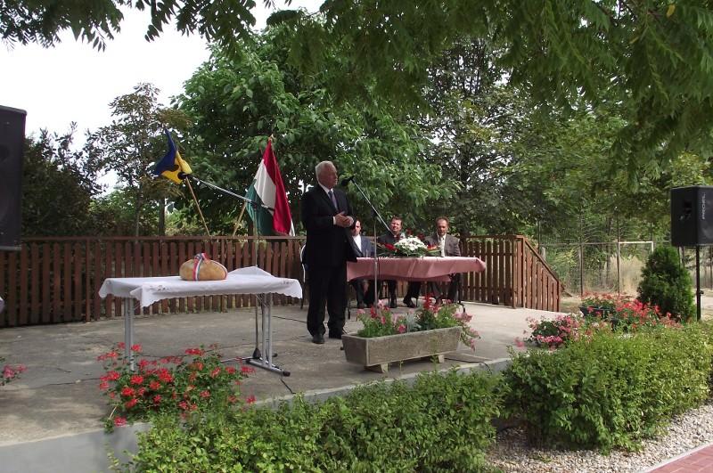 Harrach Péter Augusztus 20-i ünnepi beszéde