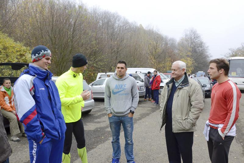 Kajak-kenusok futónapja Nagy Hideg-hegyen