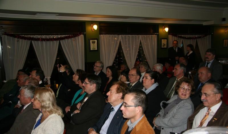 A KDNP Pest megyei szervezetének hagyományos karácsonyi ünnepsége Budaörsön