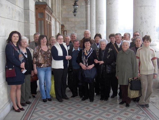 Parlamenti látogatók 2010. március 20.