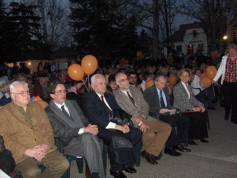 Nagy sikerû rendezvényt tartott a veresegyházi Fidesz