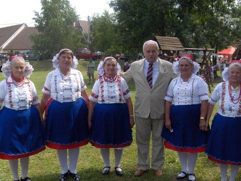 Csõvári falunap